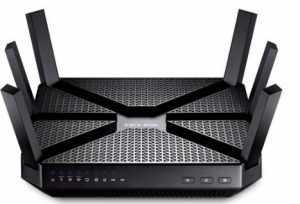 TP Link Archer AC3200 Wireless Tri-Band Gigabit Router